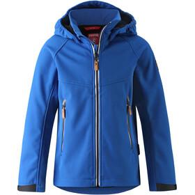 Reima Vild Softshell Jacket Pojkar Blue